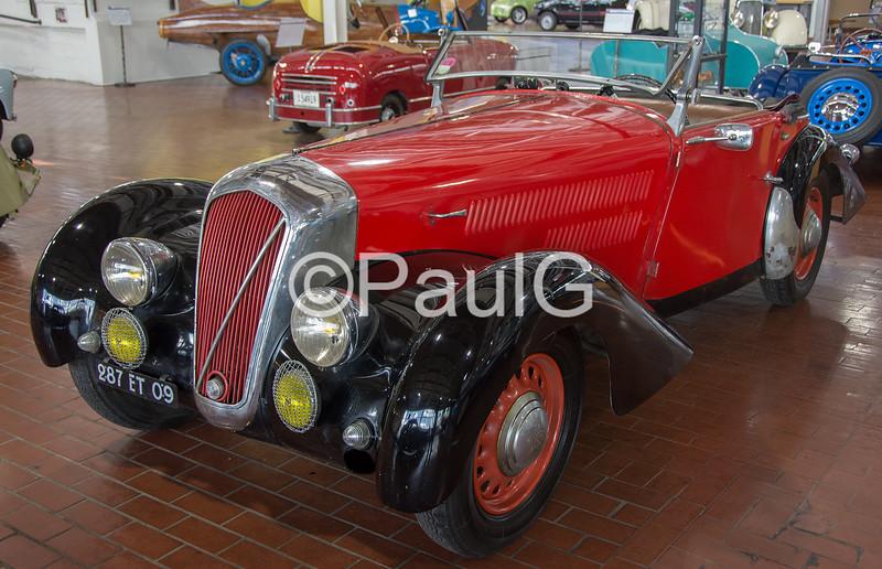 1940 Georges Irat 11CV