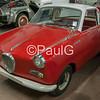 1964 Goggomobil TS Coupe