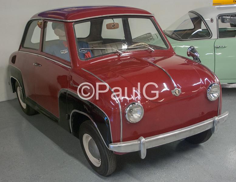 1967 Goggomobil TS-300