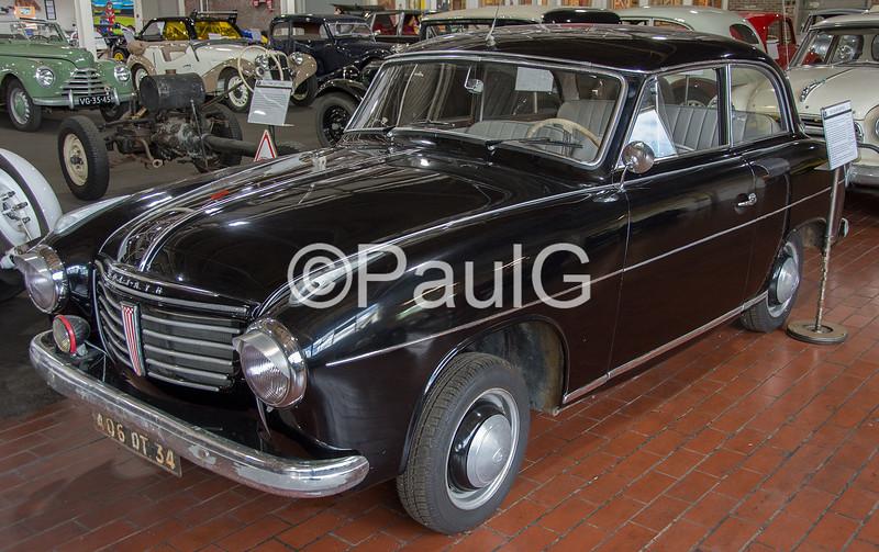 1957 Goliath GP700E