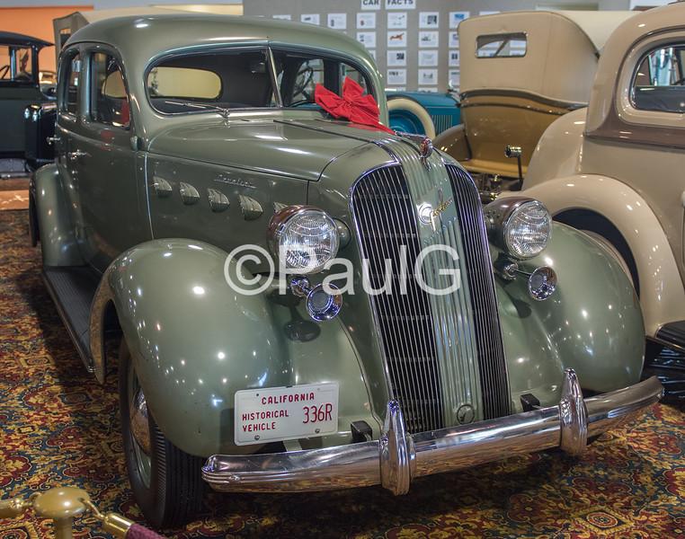 1937 Graham Cavalier Series 95 Sedan