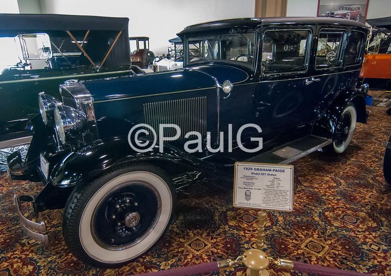 1929 Graham-Paige Model 827 Sedan