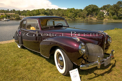Greenwich Concours d'Elegance 2017 Day 1