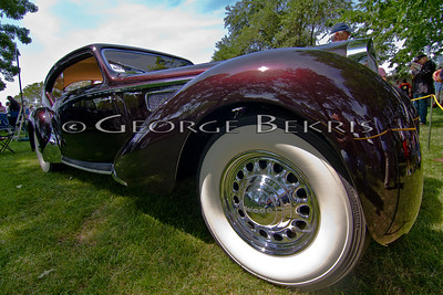 Greenwich Concours d'Elegance 2012