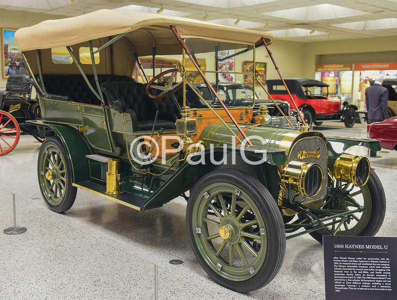 1908 Haynes Model U