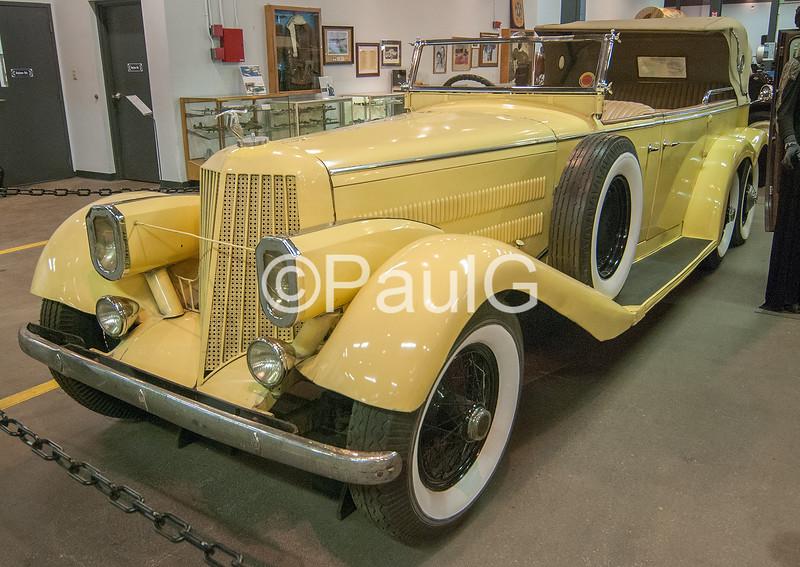 1923 Hispano Suiza Victoria Town Car Model H6A