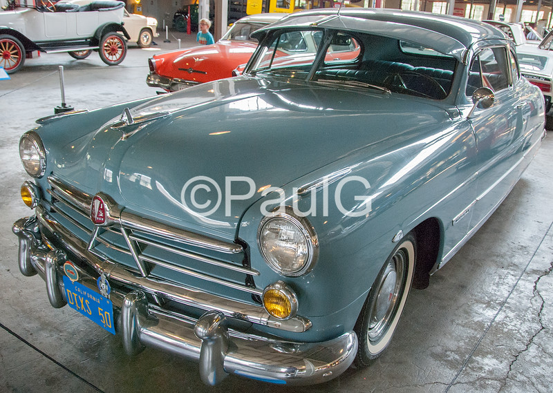 1950 Hudson Custom Commodore Six