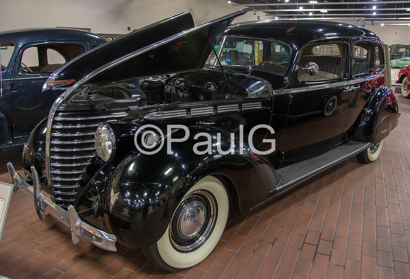 1938 Hudson Country Club 4Dr