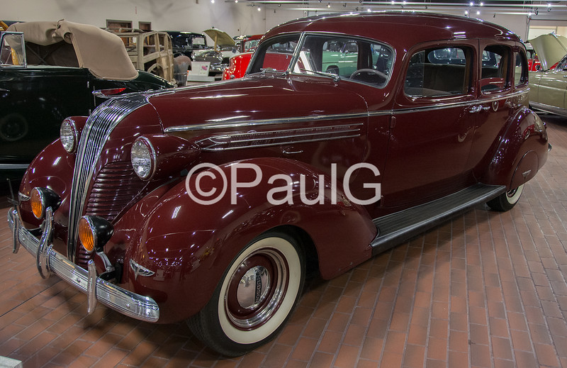 1937 Hudson Custom Eight Series 77