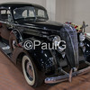 1936 Hudson Custom Eight Series 67 Touring Sedan