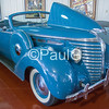 1938 Hudson Custom Six Convertible