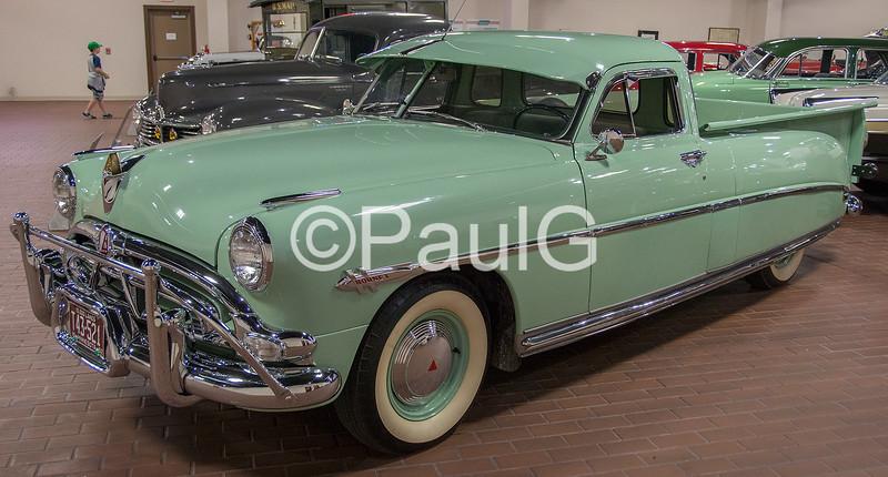 1952 Hudson Hornet Custom Pickup