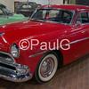 1954 Hudson Hornet Sedan