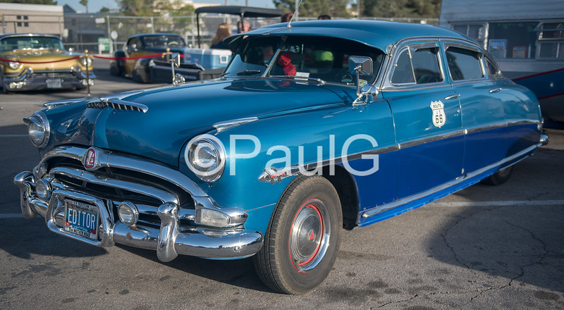 1953 Hudson Hornet