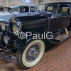 1928 Hudson Murphy 4Dr Town Car