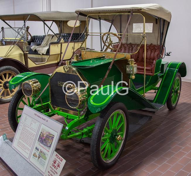 1909 Hudson Model 20
