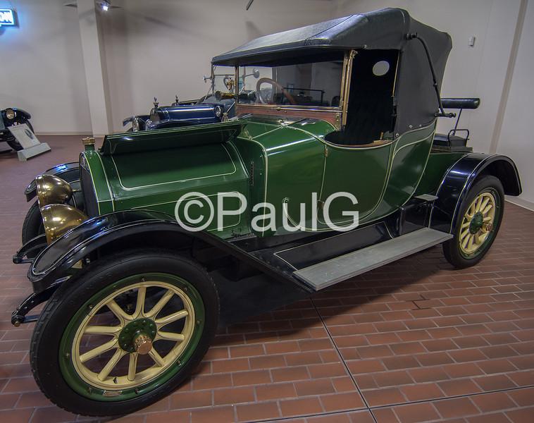 1911 Hudson Model 33 Cabriolet Runabout