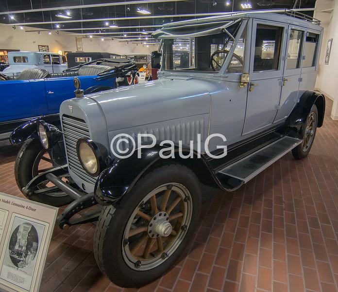 1916 Hudson Model G Limousine