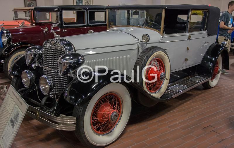 1928 Hudson Model O Sedan Convertible