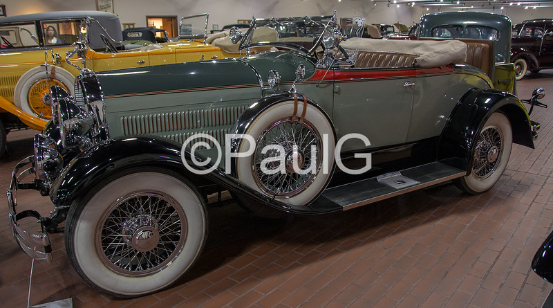 1929 Hudson Model R Convertible Coupe