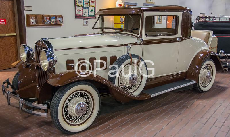 1930 Hudson Model T Coupe