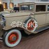1930 Hudson Model U 4Dr Sedan Brougham