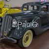 1935 Hudson Special Eight Custom Brougham Series 54