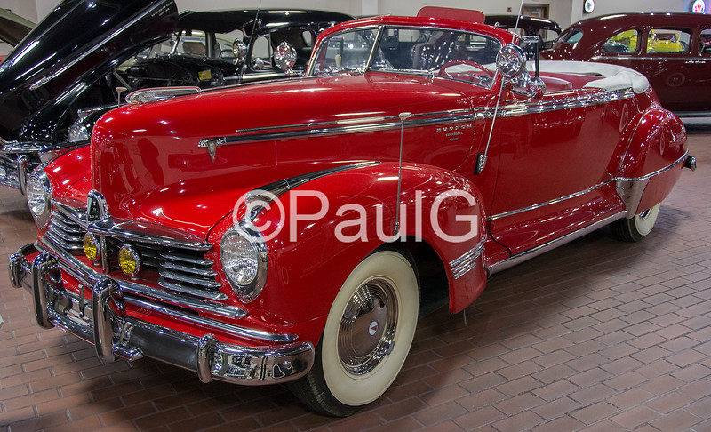 1946 Hudson Super Six Brougham Convertible Series 51