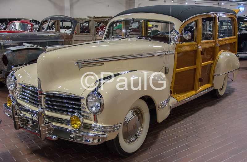 1942 Hudson Super Station Wagon