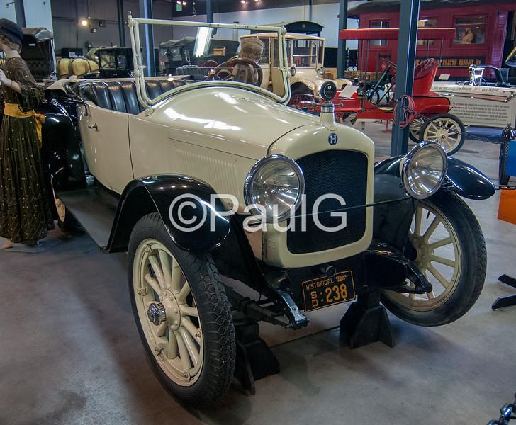 1922 Hupmobile Roadster Series R