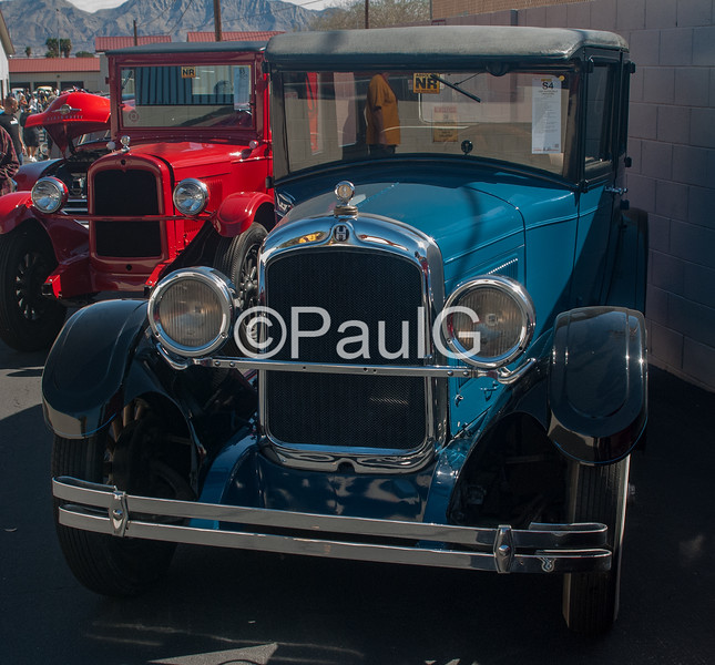 1926 Hupmobile Limousine