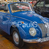 1956 IFA F9 Convertible
