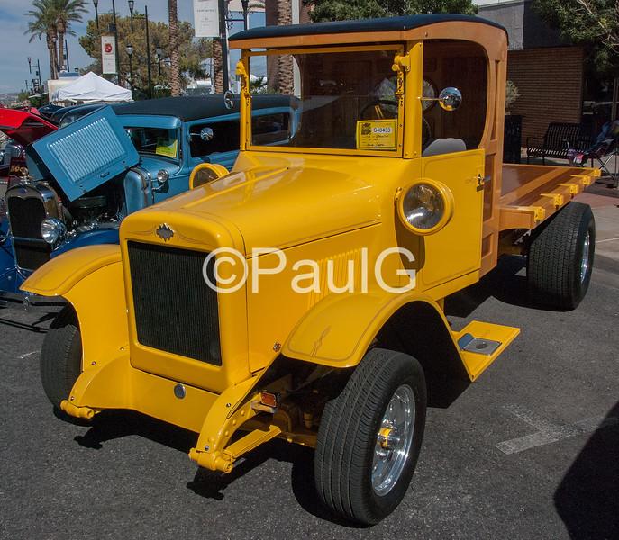 1923 International C-Cab