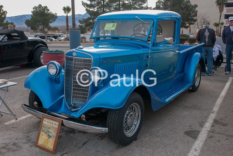 1936 International Half-Ton Pickup