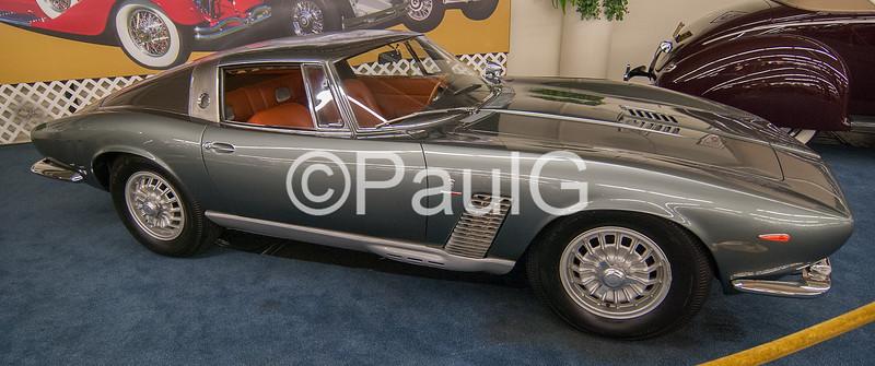 1963 Iso Grifo A3-L Bertone Berlinetta Prototype
