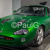 2002 Jaguar XKR Stunt Car
