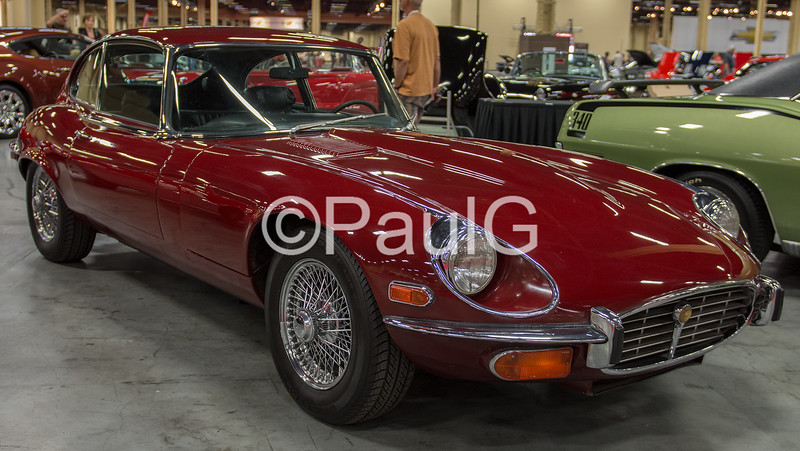 1971 Jaguar XK-E Series 3