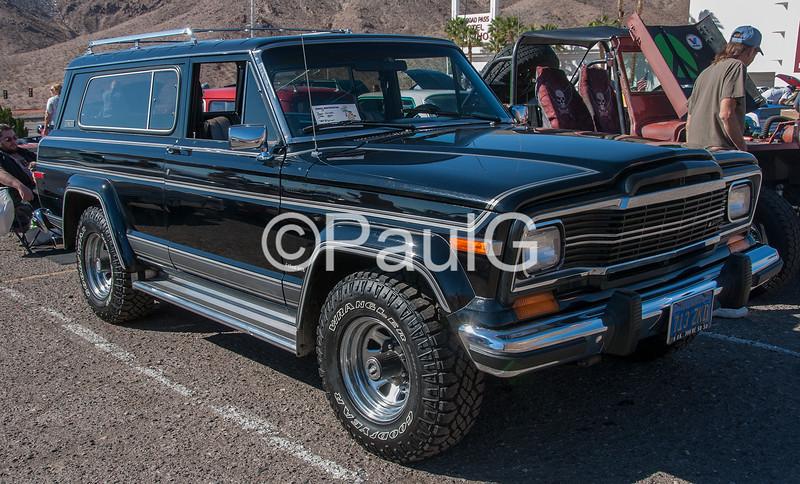 1980 Jeep Cherokee Laredo