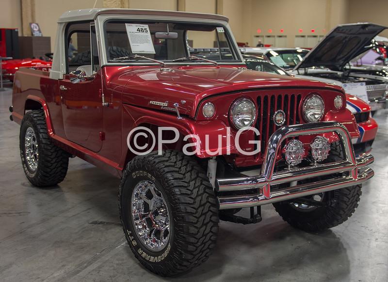 1969 Jeep Commando Pickup