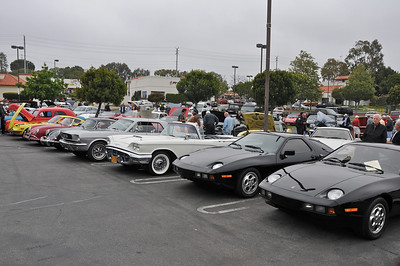 JULY 3rd PV Cars & Coffee  2010