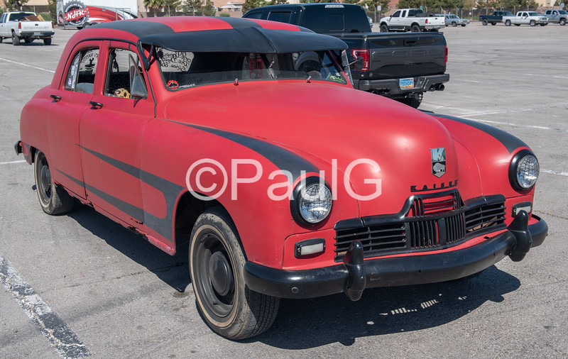 1948 Kaiser Six 4-Door Sedan