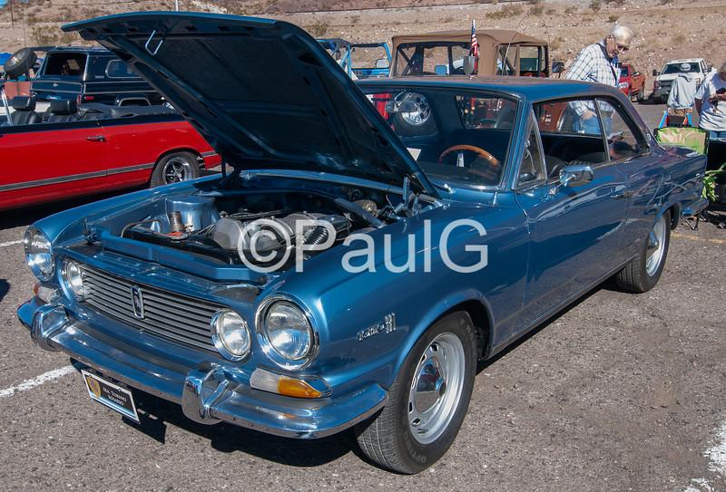 1967 Kaiser Torino 2-Door Hardtop