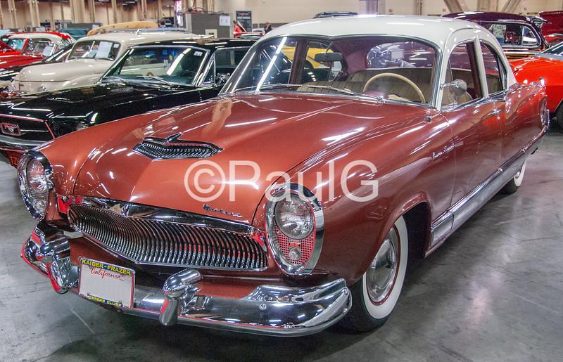 1954 Kaiser Special 2-Door Club Sedan