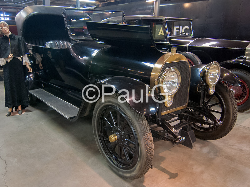 1917 Kissel Kar Double-Six