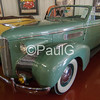 1939 LaSalle Series 50 Convertible