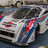 1983 Lancia LC-2 Martini Race Car