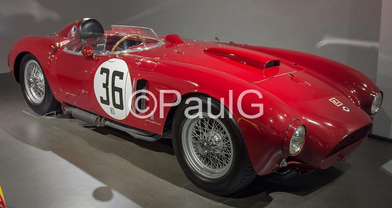 1953 Lancia D24R