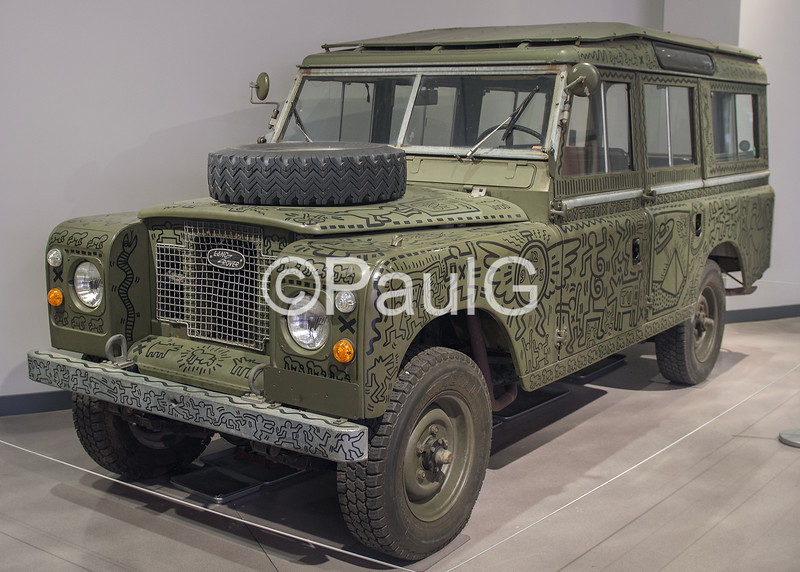 1971 Land Rover Series III 109 Station Wagon