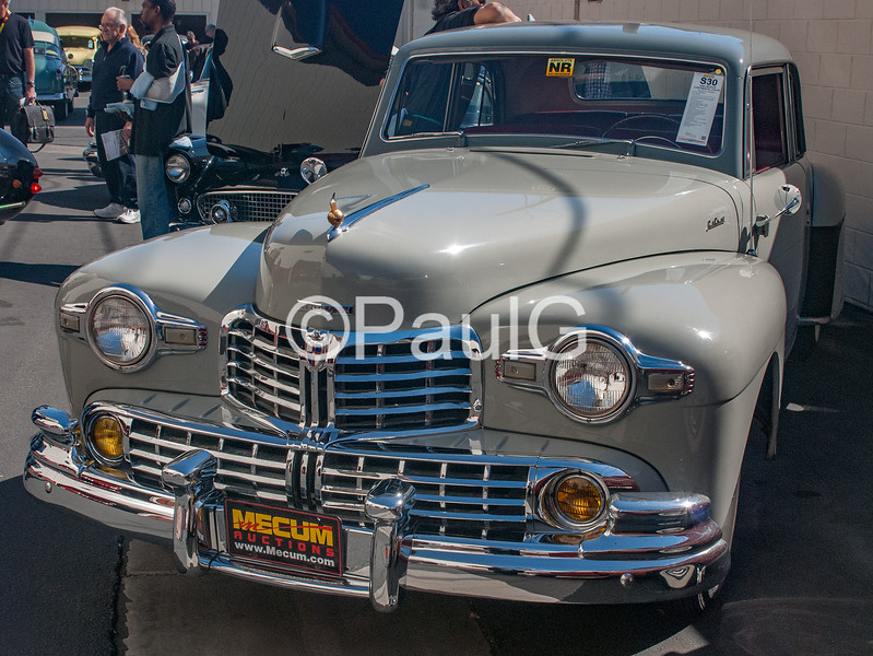 1946 Lincoln Continental Coupe