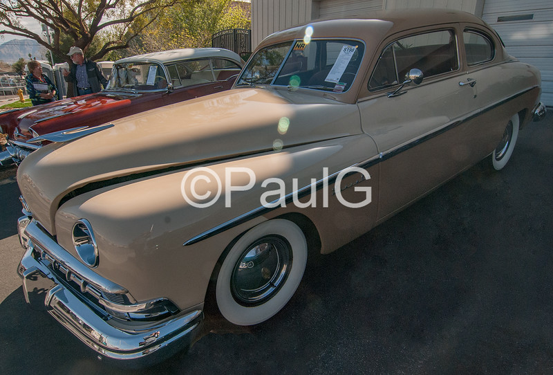 1950 Lincoln Coupe